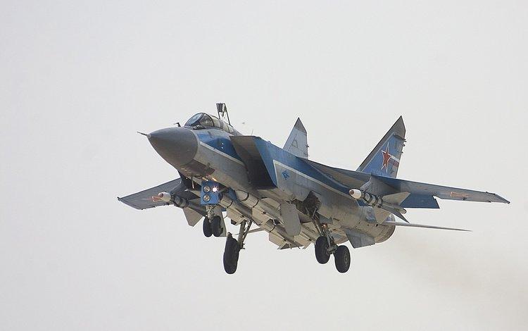 истребитель, миг-31, fighter, the mig-31