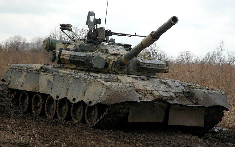 dirt, tank, combat, t-80