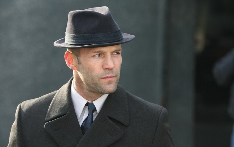 в шляпе, джейсон стэтхэм, in the hat, jason statham