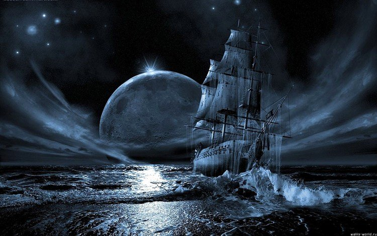 ship, ghost
