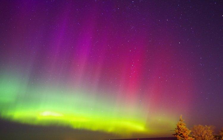 северное сияние, northern lights