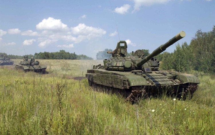 tank, russia, military equipment, mbt, t-72 b