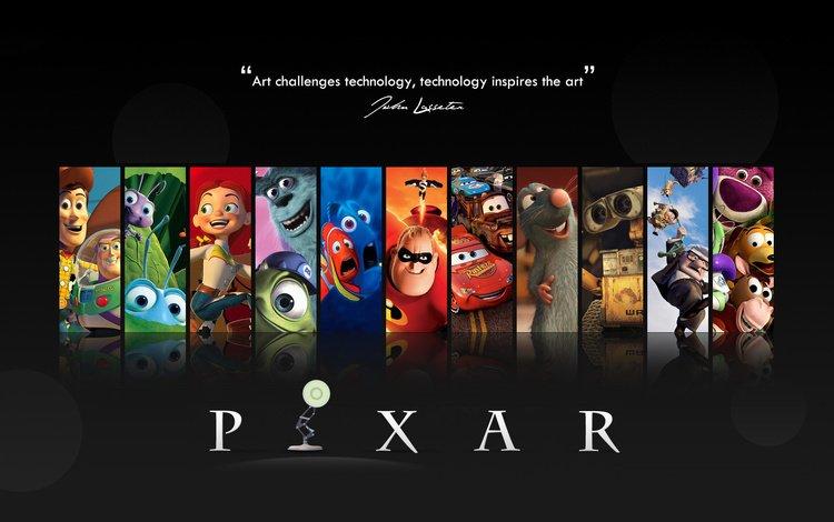 пиксар, мультики, pixar, cartoons