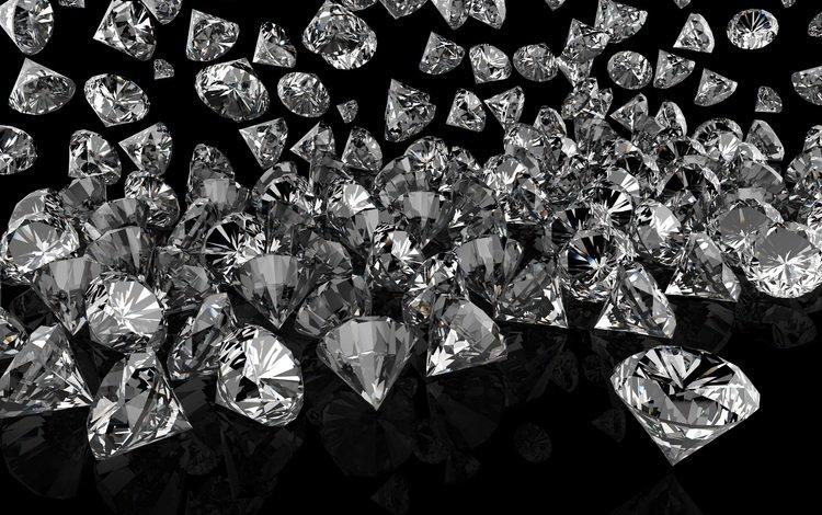 фон, сияние, блеск, бриллианты, алмазы, background, lights, shine, diamonds