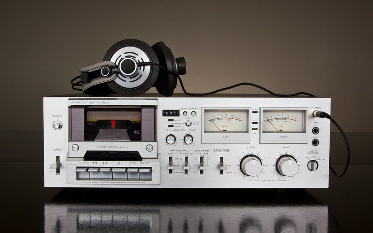 ретро, техника, магнитофон, кассетный, retro, technique, tape, cluster