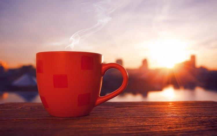 напиток, красная, кофе, чашка, drink, red, coffee, cup