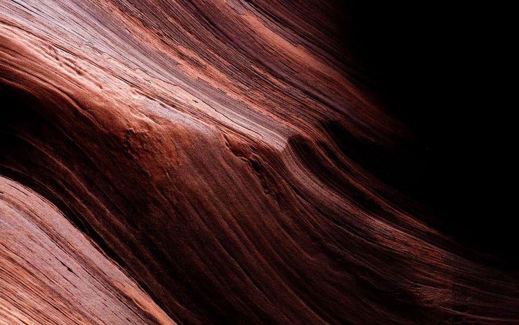 текстура, волны, скала, каньон, рельеф, texture, wave, rock, canyon, relief