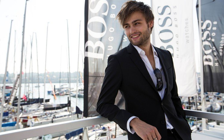 актёр, пиджак, дуглас бут, hugo boss, actor, jacket, douglas booth