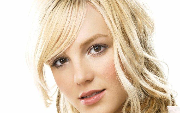 girl, blonde, portrait, hair, face, singer, celebrity, britney spears