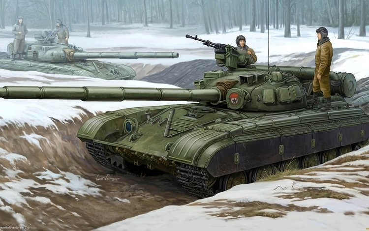 рисунок, танк, figure, tank