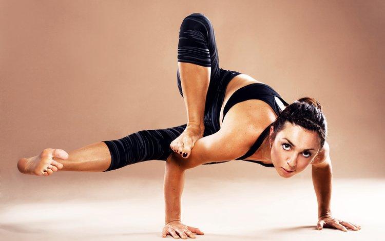 девушка, поза, руки, йога, позе, позиция, advanced level, акробатка, girl, pose, hands, yoga, position, acrobat