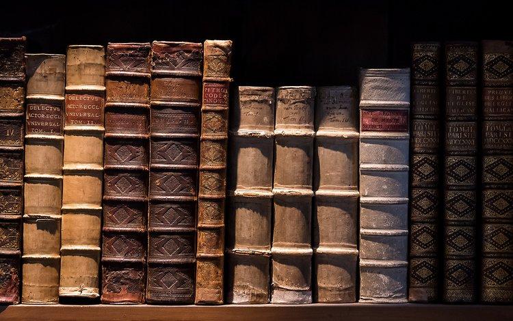 макро, фон, книги, macro, background, books