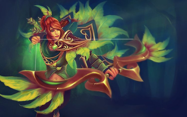 dota 2, array of tranquility, windranger, roof smoke-extraction fans