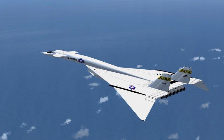 the plane, flight