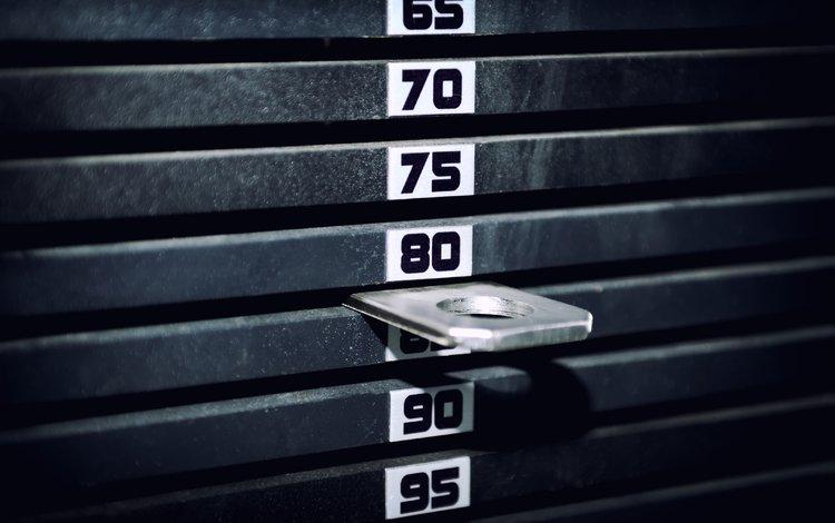 числа, спортзал, numbers, вес, тренажерный зал, exercise machine, тренажер, number, the gym, weight, gym, trainer