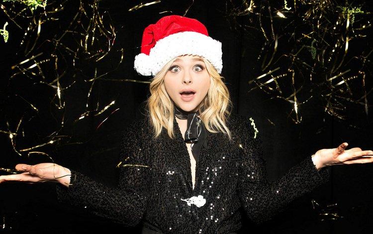 новый год, праздники, встреча нового года, хлоя грейс морец, хлоя морец, iheartradio jingle ball, new year, holidays, chloe grace moretz, chloe moretz
