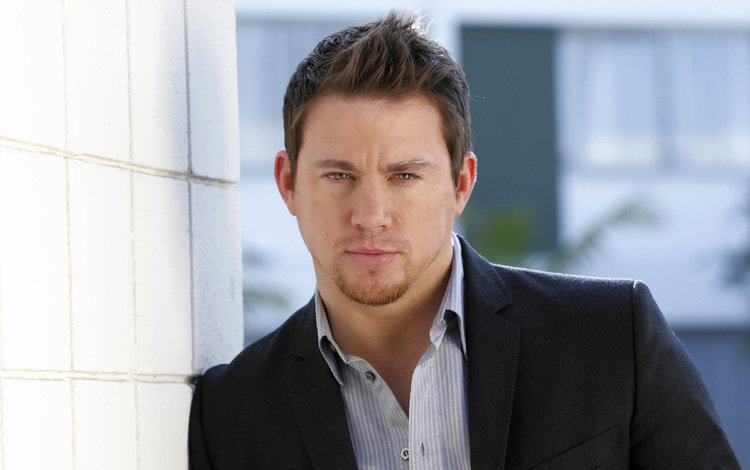 portrait, actor, costume, shirt, jacket, channing tatum
