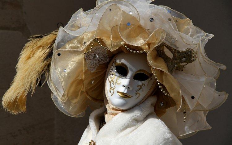 mask, venice, costume, carnival