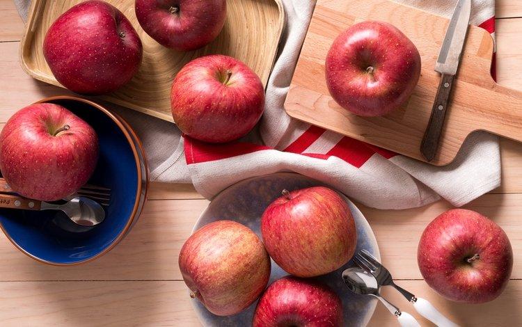 фрукты, яблоки, плоды, fruit, apples