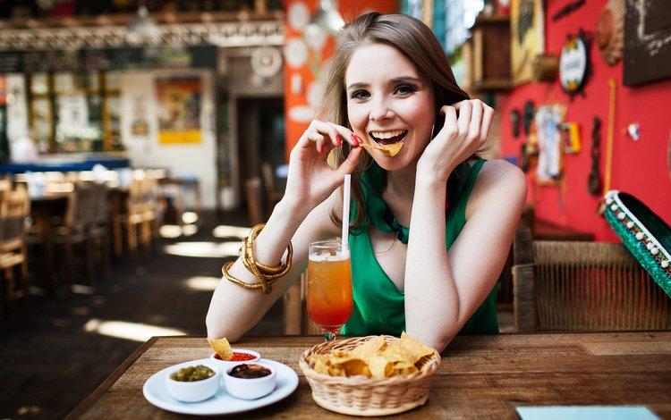 глаза, девушка, настроение, волосы, ресторан, мексиканская кухня, eyes, girl, mood, hair, restaurant, mexican cuisine