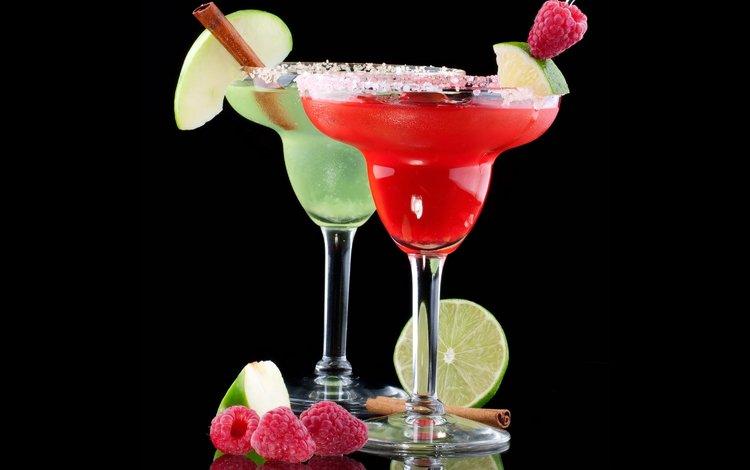 фон, бокалы, напиток, fruits, малина, корица, лайм, коктейль, напитки, коктейли, background, glasses, drink, raspberry, cinnamon, lime, cocktail, drinks, cocktails