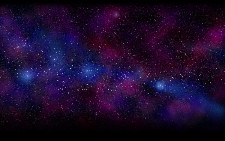 space, galaxy, universe