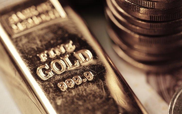 металл, золото, метал, золотая, слиток, metal, gold, ingot