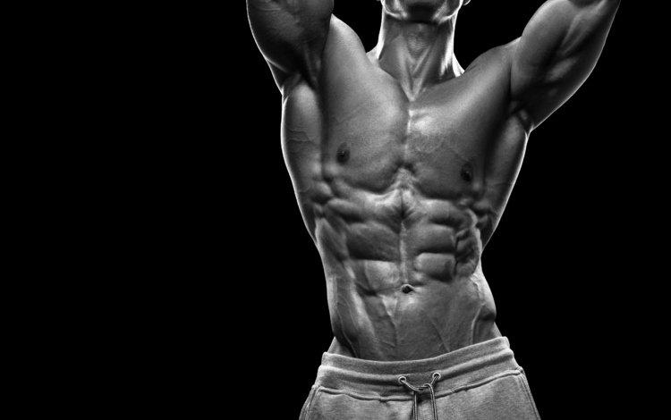 поза, мужчина, голая, мышцы, бодибилдер, мускул, кубики пресса, pose, male, naked, muscle, bodybuilder, abs