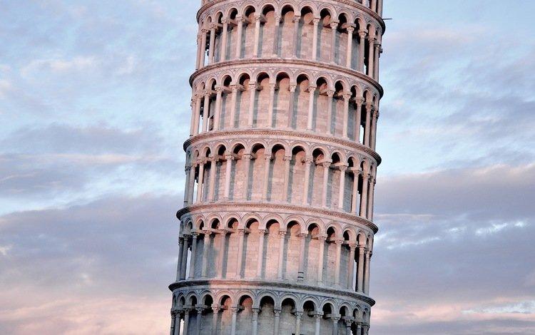 италия, башни, архитектура, итальянка, пизанская башня, leaning tower of pisa, touristic, italy, tower, architecture, italian, the leaning tower of pisa