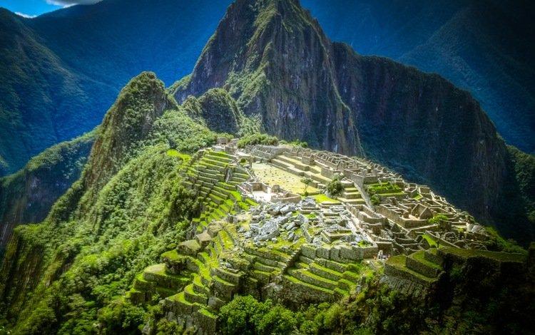 горы, природа, пейзаж, перу, мачу-пикчу, mountains, nature, landscape, peru, machu picchu