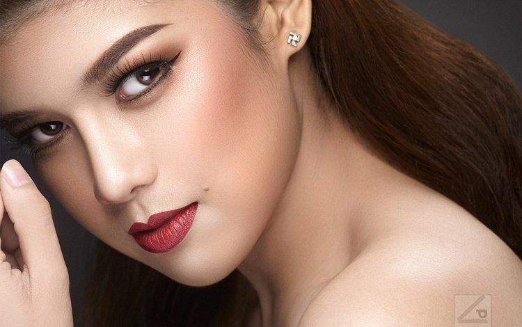 глаза, стиль, девушка, портрет, взгляд, мейкап, eyes, style, girl, portrait, look, make-up