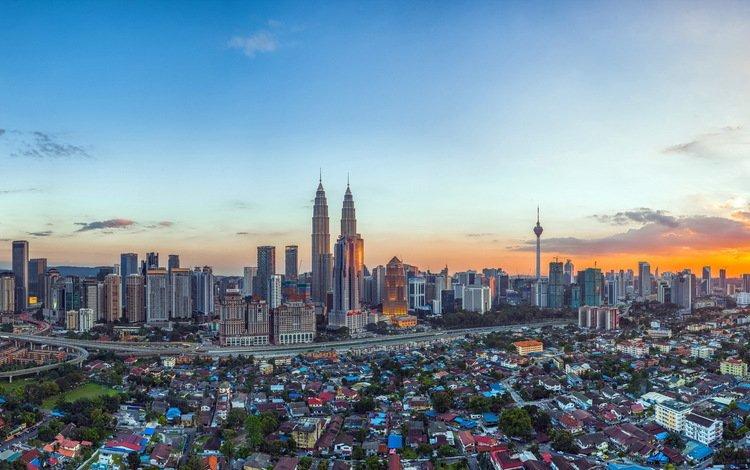 малайзия, куала-лумпур, кампунг бару, malaysia, kuala lumpur, kampung baru