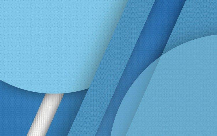 линии, белый, голубой, круги, материал, леденец, line, white, blue, circles, material, lollipop