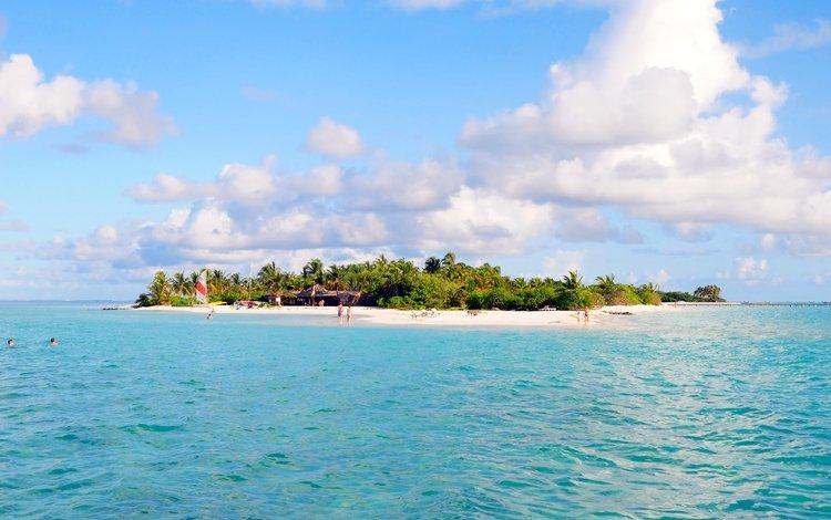 море, пляж, отдых, остров, тропики, sea, beach, stay, island, tropics