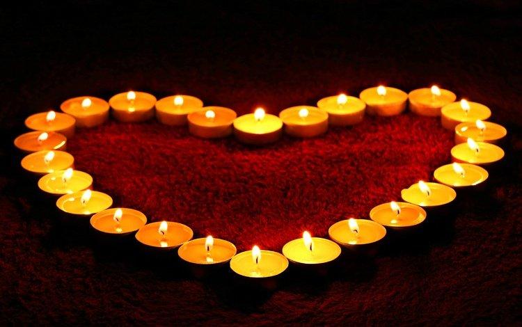 свечи, варежки, зима, влюбленная, сладенько, сердце, валентинов день, любовь, сердечка, романтика, руки, романтик, день святого валентина, candles, mittens, winter, sweet, heart, love, romance, hands, romantic, valentine's day