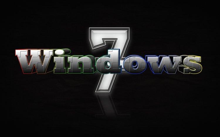 компьютер, windows 7, hi-tech, операционная система, computer, operating system