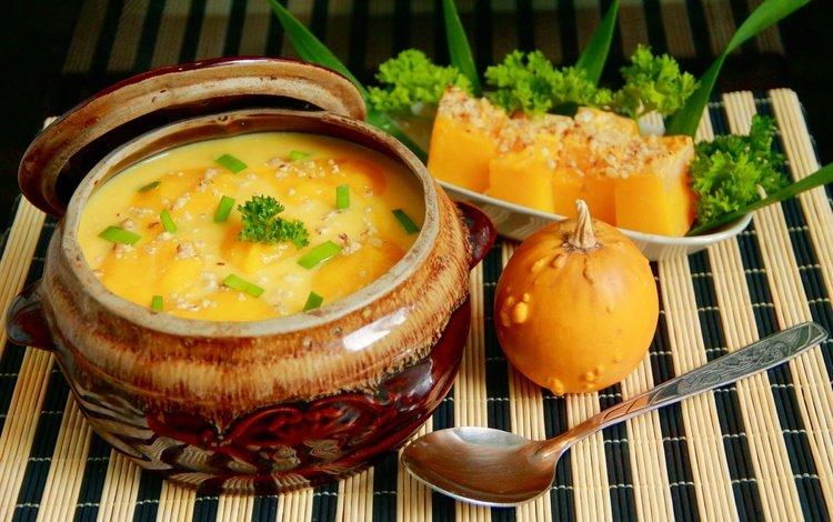 Суп из тыквы лучший рецепт