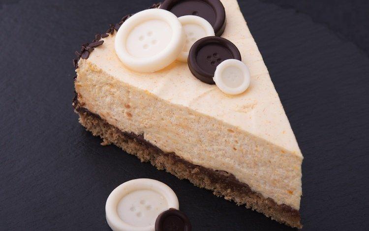 шоколад, сладкое, торт, десерт, в шоколаде, пуговицы, сладенько, крем, chocolate, sweet, cake, dessert, buttons, cream