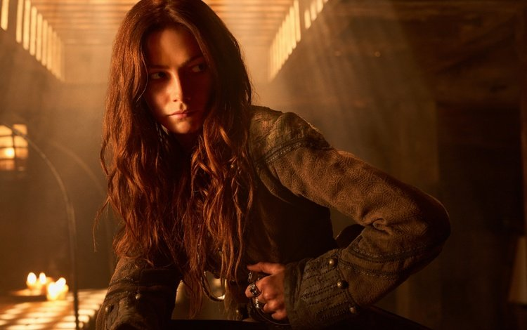 black sails, bonny, clara paget