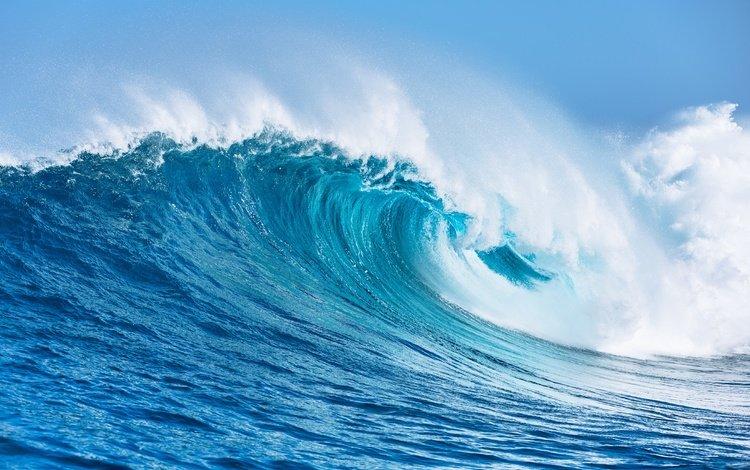 вода, море, волна, брызги, океан, water, sea, wave, squirt, the ocean