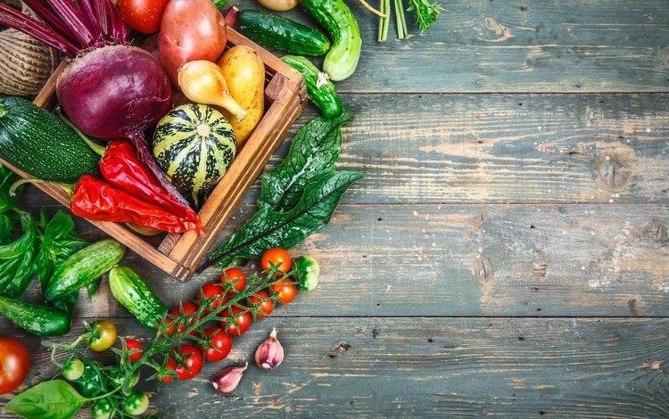 лук, огурцы, урожай, кабачки, овощи, свекла, помидоры, натюрморт, перец, картофель, чеснок, bow, cucumbers, harvest, zucchini, vegetables, beets, tomatoes, still life, pepper, potatoes, garlic