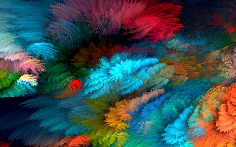 абстракция, яркий, цвета, фон, краски, радуга, всплеск, живопись, красочный, abstraction, bright, color, background, paint, rainbow, splash, painting, colorful