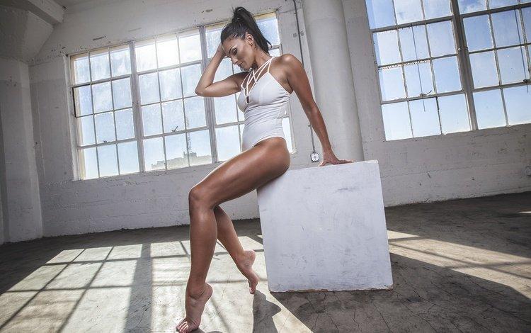 поза, фитнес, без задних ног, модел, nathalie mur, pose, fitness, legs, model