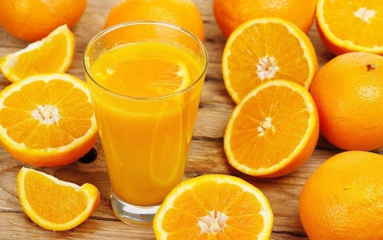 напиток, фрукты, апельсины, стакан, цитрусы, сок, drink, fruit, oranges, glass, citrus, juice