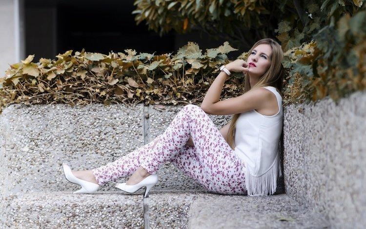 стиль, девушка, блондинка, взгляд, часы, модель, волосы, veronica padilla, style, girl, blonde, look, watch, model, hair