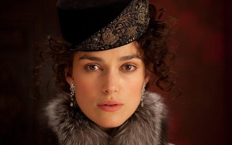 the film, actress, keira knightley, anna karenina