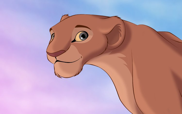 lioness, disney, the lion king, nala