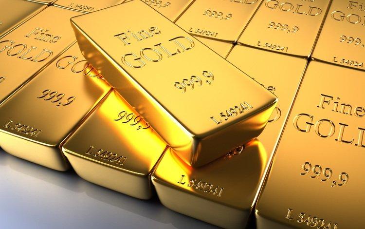 металл, золото, слитки, проба, metal, gold, bars, sample