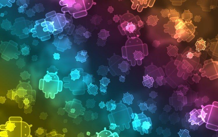 абстракция, фон, цвет, робот, андройд, abstraction, background, color, robot, android