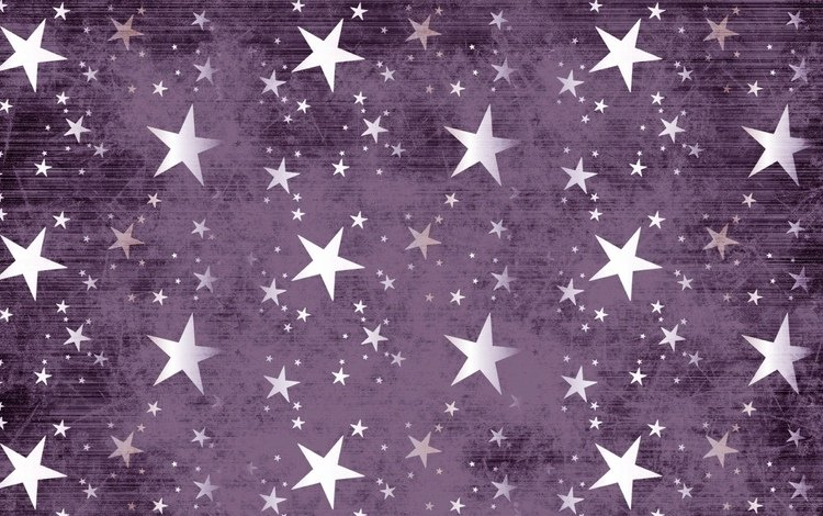 texture, background, stars, color, purple